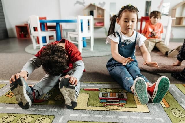 kindergarten teppich