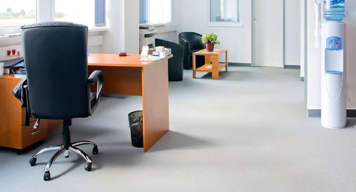 büro teppich reinigen